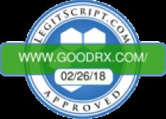 Verified as a legitimate online pharmacy by Legit Script